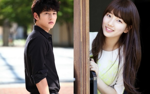 Song Joong Ki a Suzy