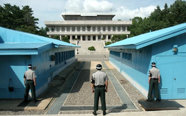 DMZ mezi Korejemi plná min, nejnebezpečnější hranice na světě