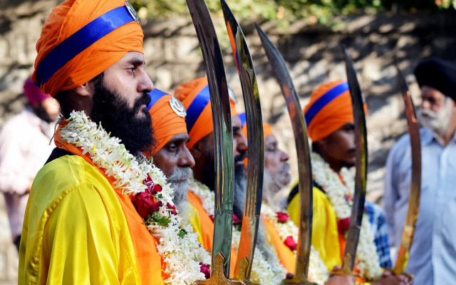 Sikhové v Bengalúru