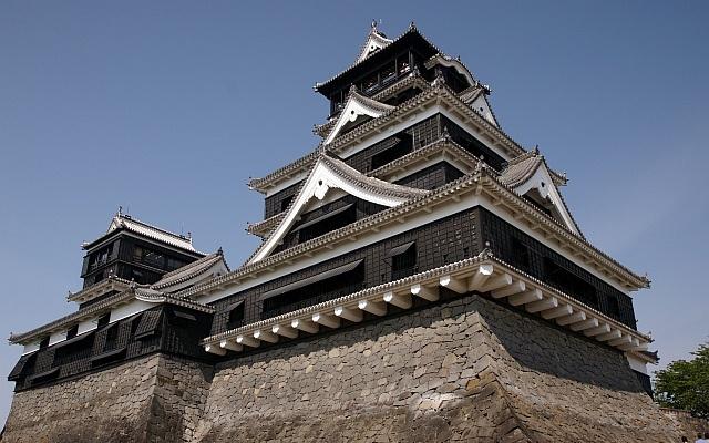 hrad Kumamoto