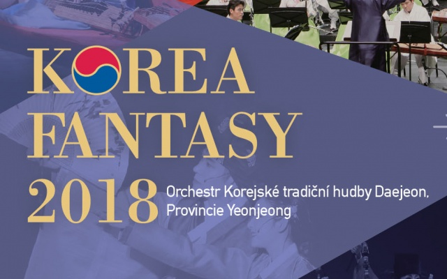 Náhled pozvánky na Korea Fantasy 2018