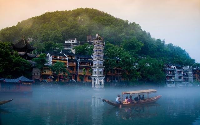 Fenghuang v Provincii Hunan