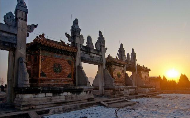 Východní mauzoleum dynastie Čching