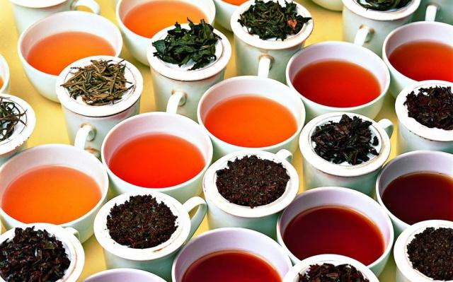 Druhý čajů