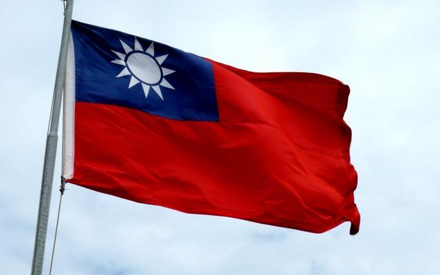 Vlajka Taiwanu