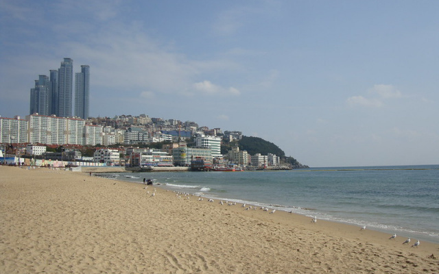 Pláž Haeundae