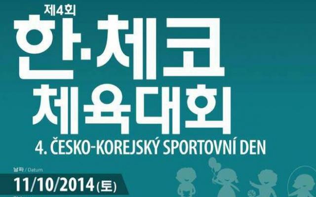 Česko-korejský sportovní den