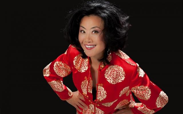 Čínská zpěvačka Feng-yűn Song