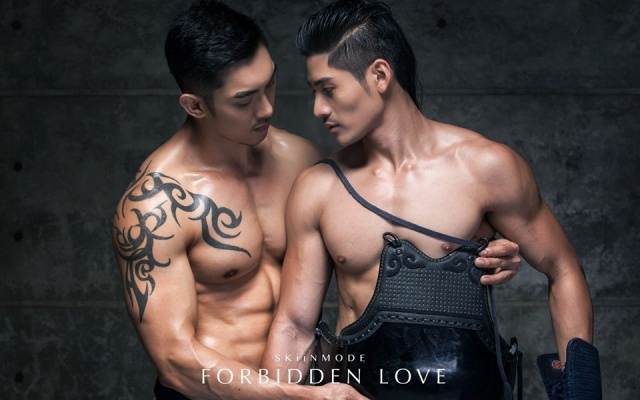 SKiiNMODE – FORBIDDEN LOVE