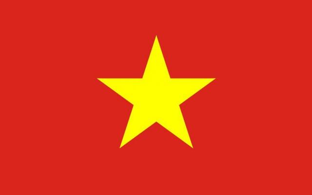 Vietnamská národní vlajka