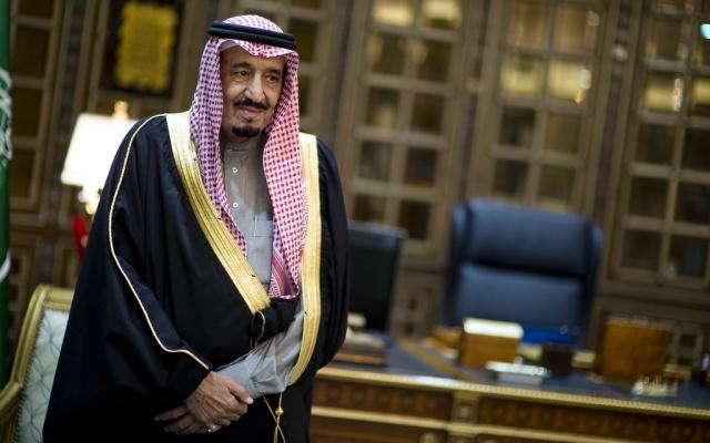 Saudský král Salman bin Abdulaziz (Ilustrační foto)
