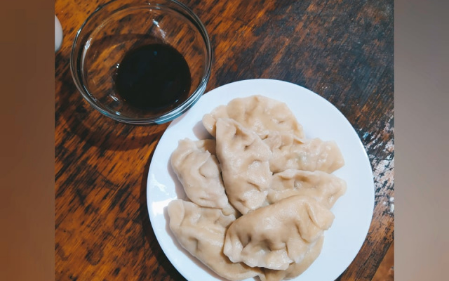 Čínské taštičky jiaozi