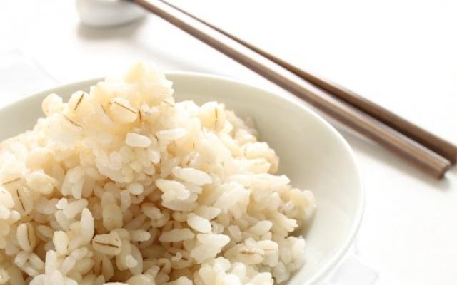 Rýže je hlavní potravinou mnichů