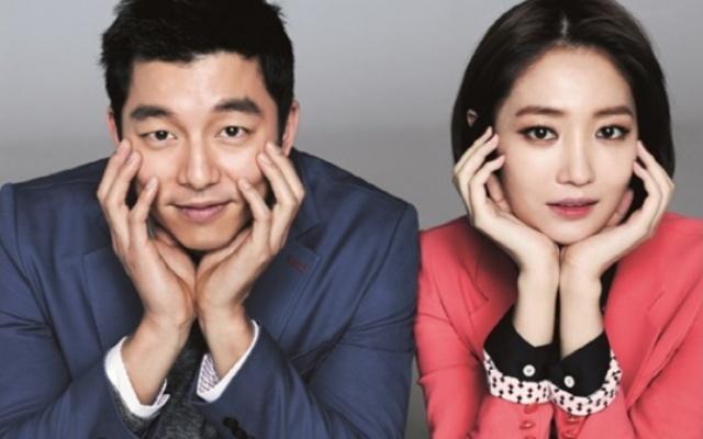 Gong Yoo a Go Joon Hee pro Mind Bridge