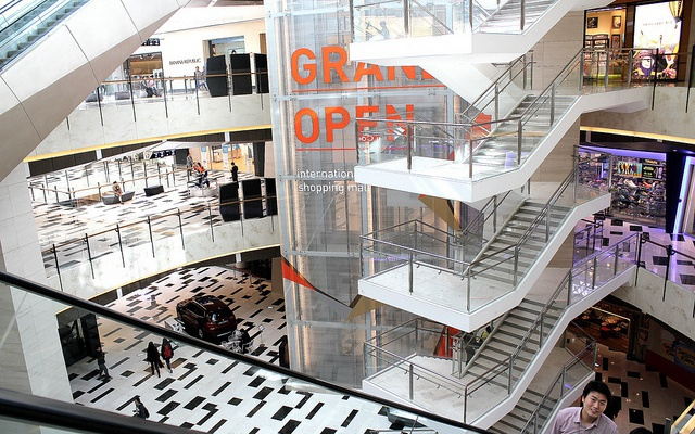 IFC Mall v Soulu