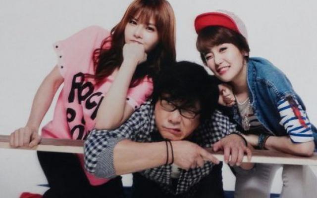 Boram (T-ara) se svojí rodinou