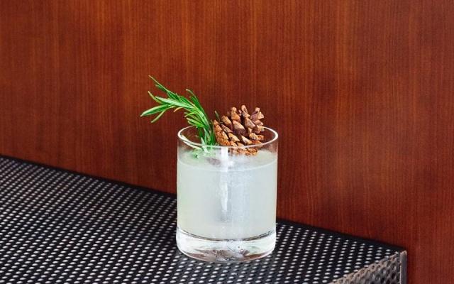 Le Pin-ale koktejl