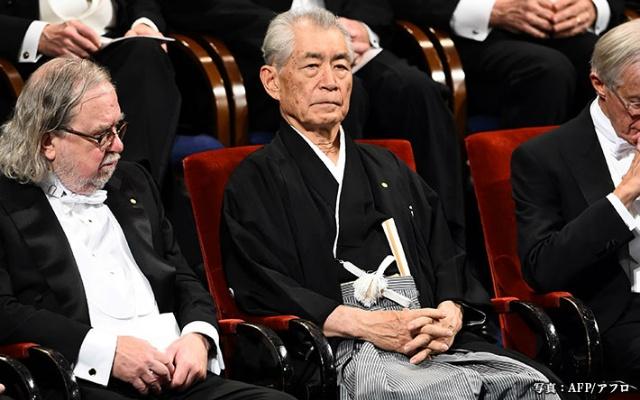 Japonský nositeľ Nobelovej ceny za medicínu Tasuku Honjo
