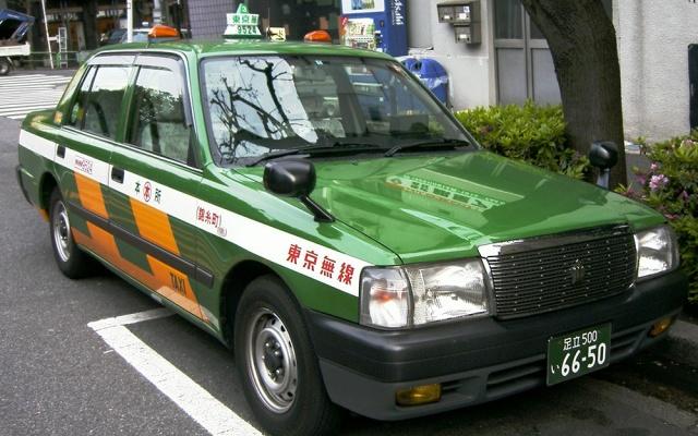 Tokijské Taxi