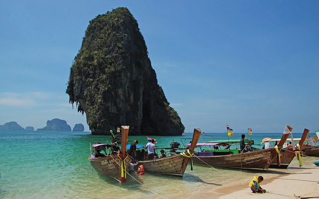 Pláž Railay
