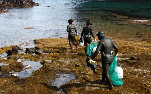 Potápěčky z Jeju