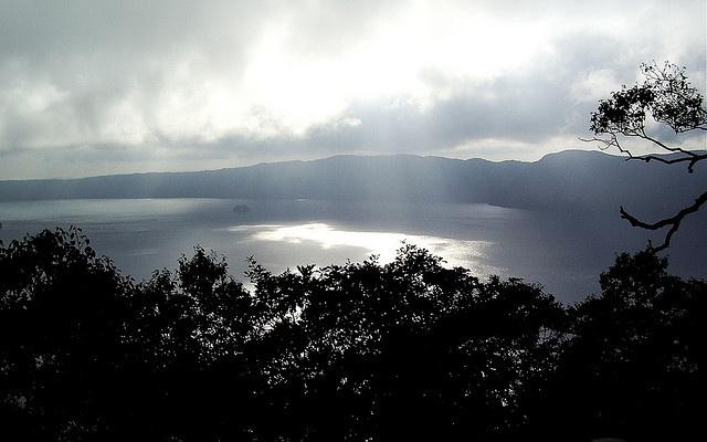 Jazero Mashu