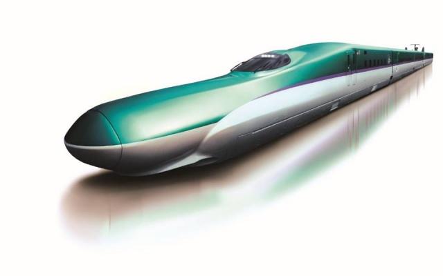 Hokkaido Shinkansen H5