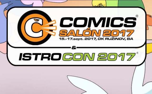 Comics SALÓN a IstroCON 2017