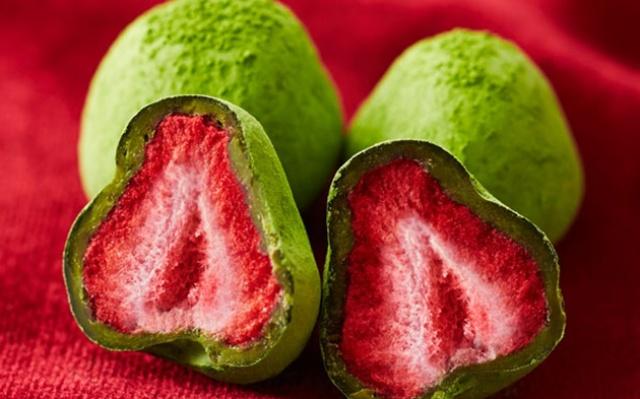 ITO Matcha Strawberry