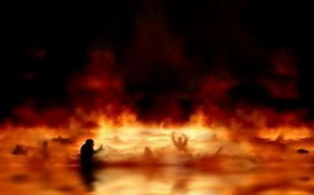 Ilustrácia pekla