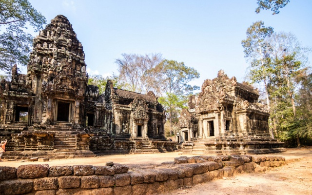 Angkor Vat - Kambodža