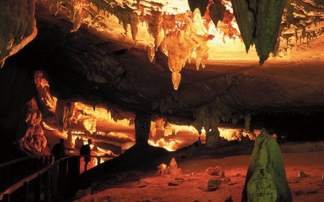Jeskyně Mulu