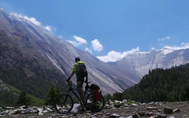 Nepálské pohoří