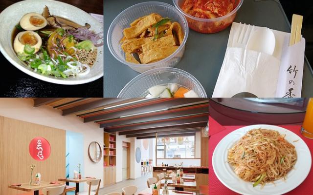 Moje oblíbená asijská restaurace