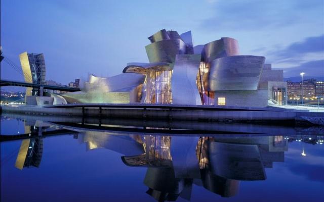 muzeum moderního a novodobého umění Guggenheim Bilbao