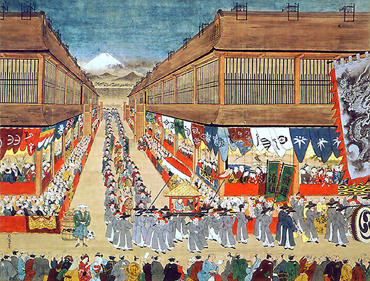 the sophisticated popular culture of the edo period