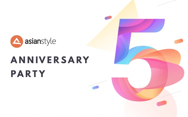 AsianStyle 5th Anniversary