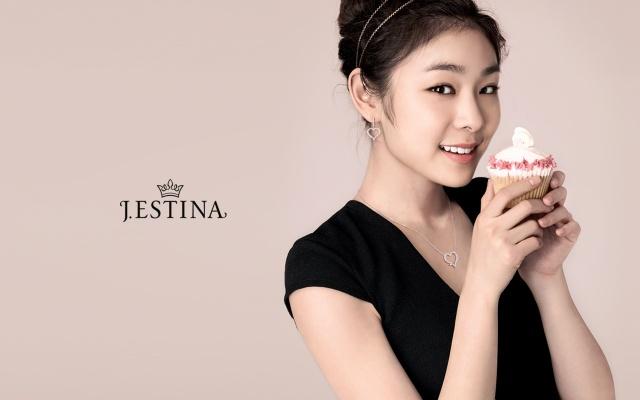 Kim Yuna pro J.ESTINA