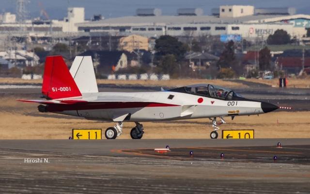 Testovací let X-2