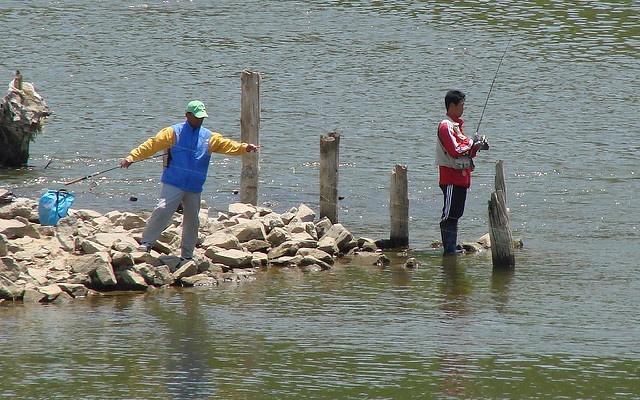 Rybáři v Gongju