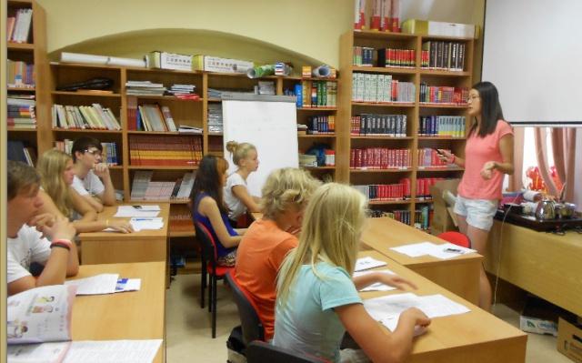 Kurz čínštiny v Konfuciově akademii