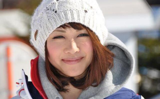 Snowboardistka Fujimori Yuka