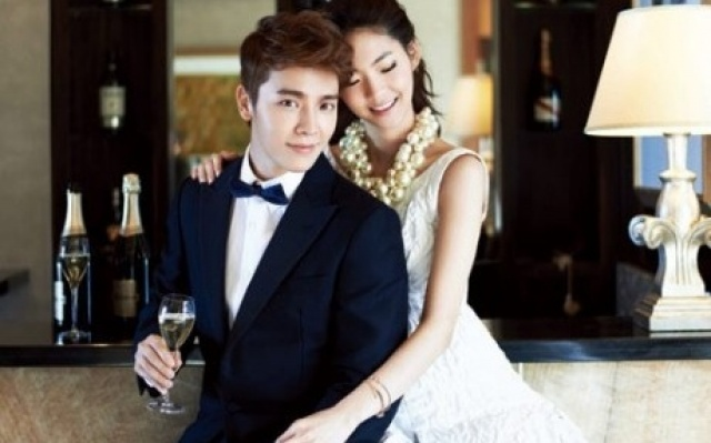 Donghae pre Cosmopolitan