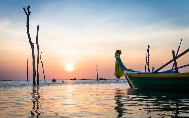 Ko Lanta v Thajsku