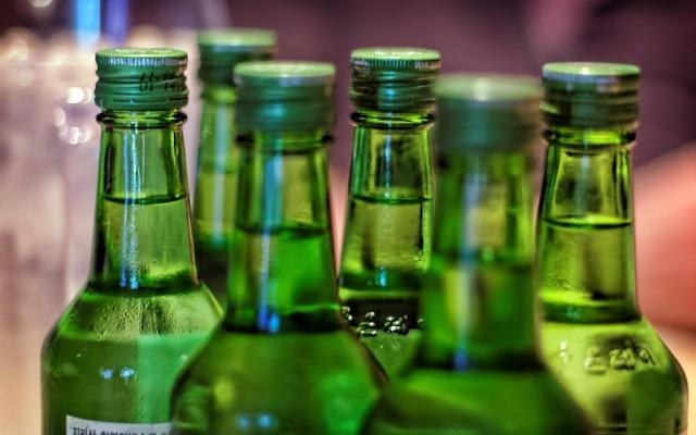 Soju, nejoblíbenější korejský alkoholický nápoj