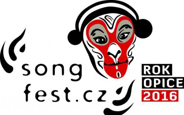 Oficiální logo festivalu Songfest.cz 2016