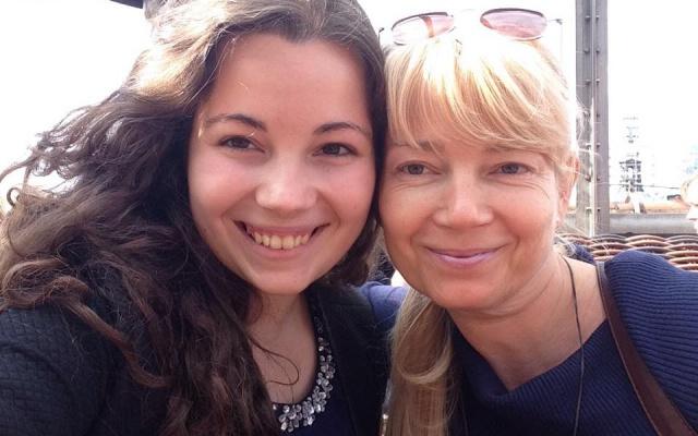 Mimi s maminkou