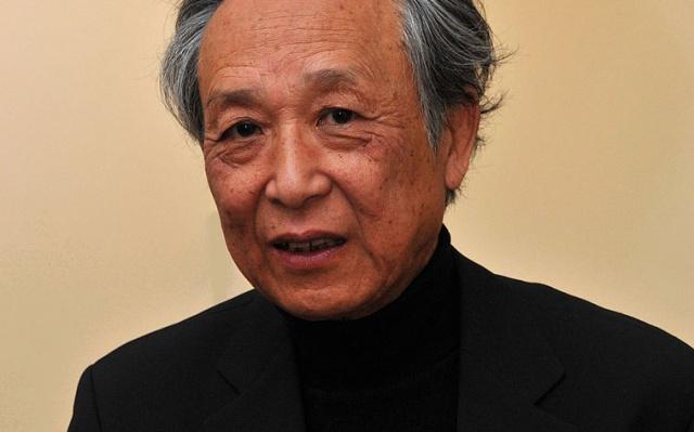 Spisovatel, malíř a literární kritik Gao Xingjian