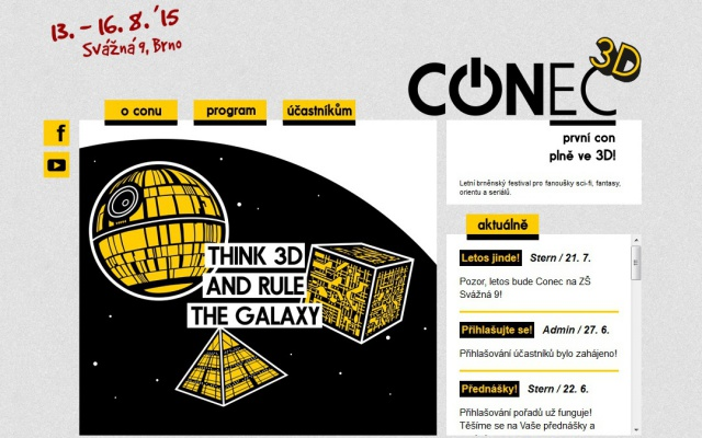 Conec web