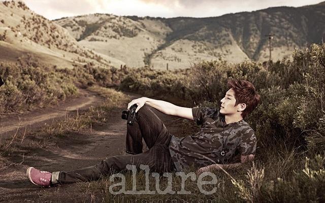Lee Joon Gi pro allure
